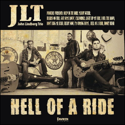 John Lindberg Trio - Hell Of A Ride