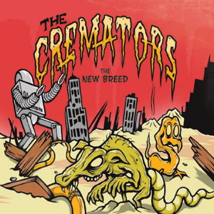The Cremators - The New Breed