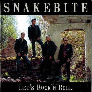 Snakebite - Let's Rock 'N' Roll