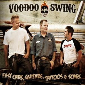 Voodoo Swing återvänder till Europa för deras sista turné!