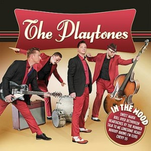 The Playtones - In The Mood
