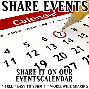 Dela evenemang med oss