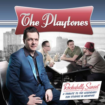 The Playtones nya album Rockabilly Sunset, en hyllning till Sun Records