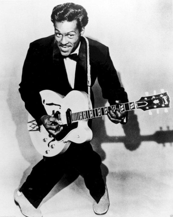 Chuck Berry tilldelas årets Polarpris