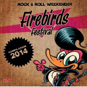 VA - Firebirds Festival Sampler 2014