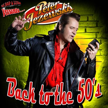 Musiknytt:  Peter Jezewski - Back to the 50's