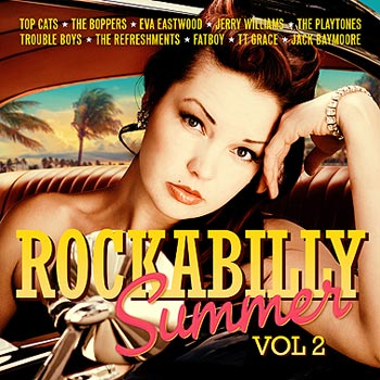 Musiknytt Rockabilly Summer vol 2
