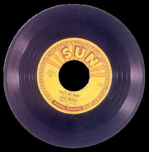Elvis Presley - That's Alright (Mama) Singel