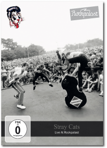 Recension Stray Cats – Live At Rockpalast